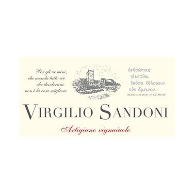 VIRGILIO SANDONI - Artigiano Vignaiuolo